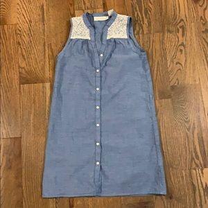 Chambray H&M Dress